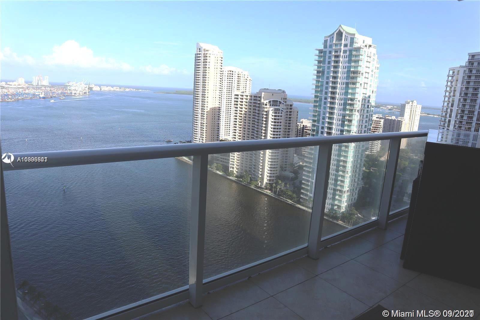 300 S Biscayne Blvd #T-2812, Miami, FL 33131 - #: A11095341