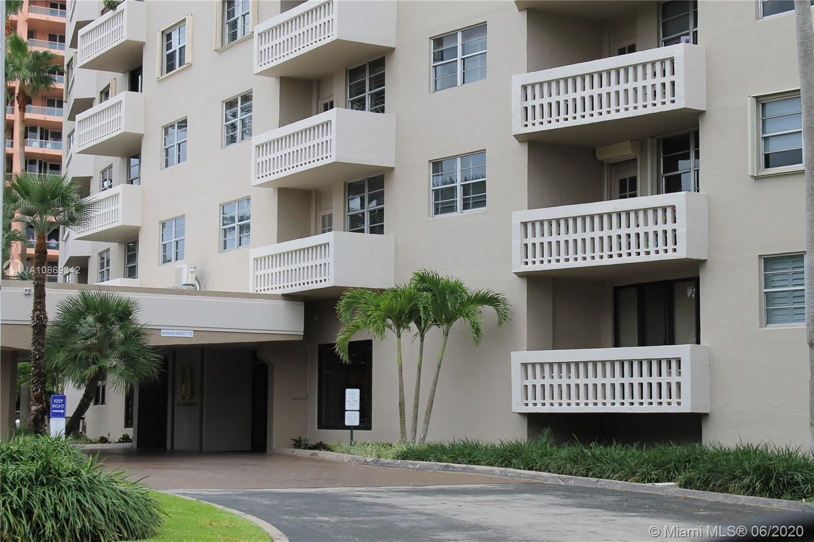 90 Edgewater Dr #211, Coral Gables, FL 33133 - #: A10869342