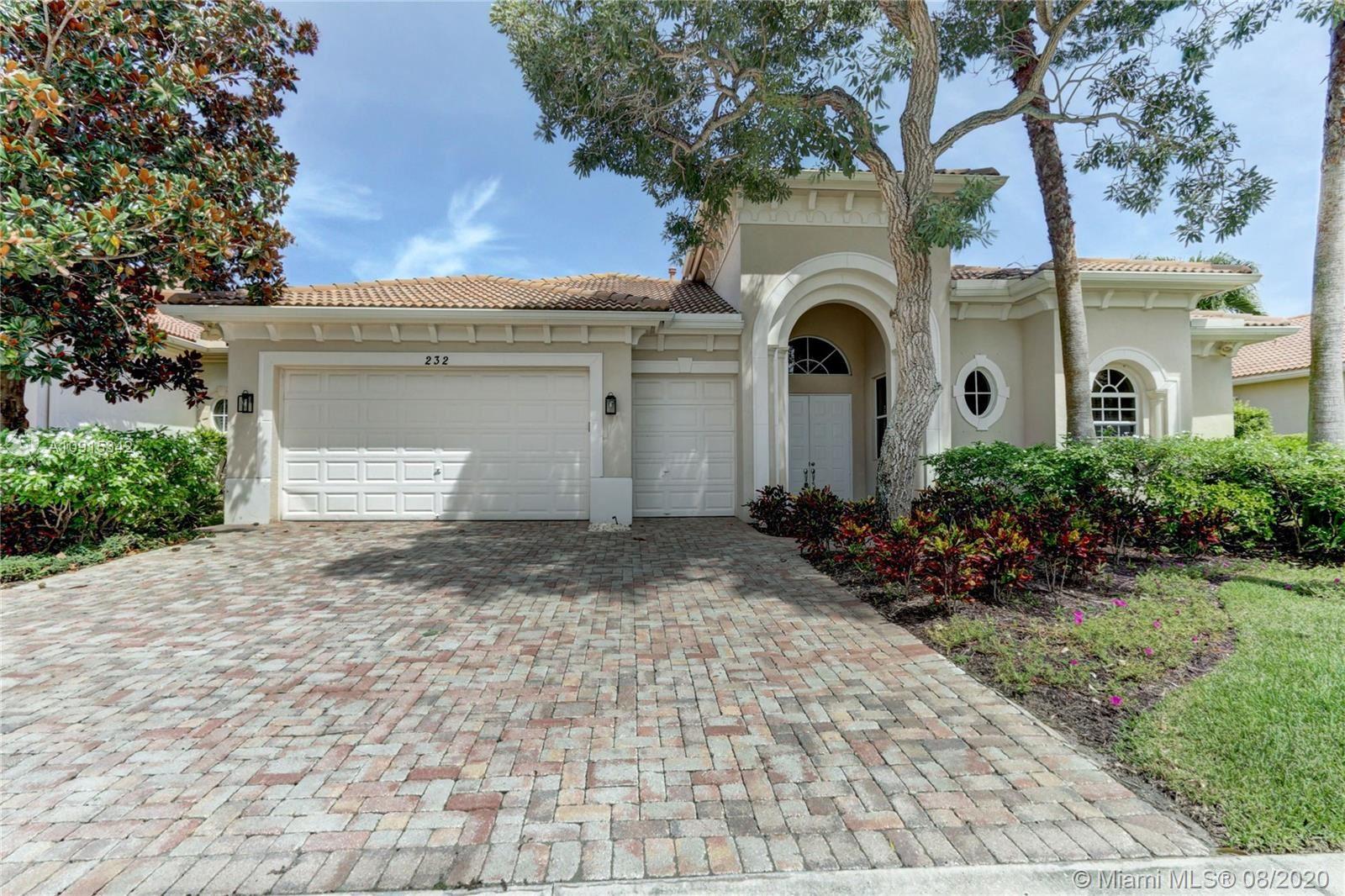 232 Montant Dr, Palm Beach Gardens, FL 33410 - #: A10915342