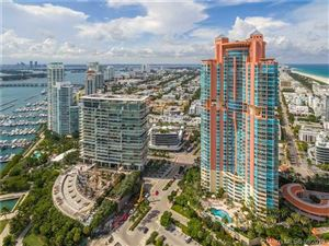 Foto de 300 S Pointe Dr #LPH2, Miami Beach, FL 33139 (MLS # A10665343)