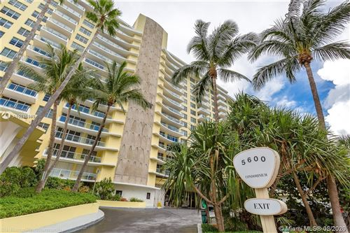 Photo of Listing MLS a10725343 in 5600 Collins Ave #4M Miami Beach FL 33140