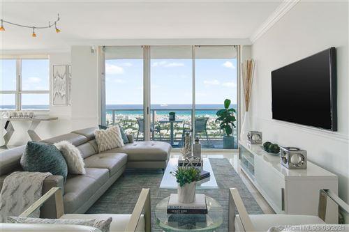 Photo of 650 West Ave #PH12, Miami Beach, FL 33139 (MLS # A10733343)