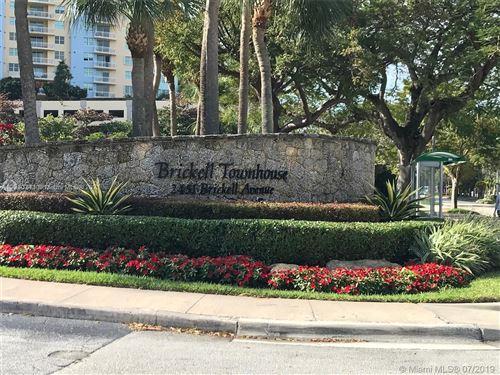 Photo of 2451 Brickell Ave #10R, Miami, FL 33129 (MLS # A10980343)