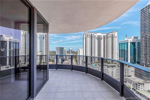 Photo of 1000 Brickell Plz #2212, Miami, FL 33131 (MLS # A10986343)