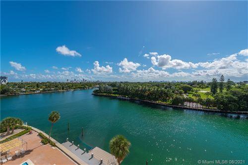 Photo of 9102 W Bay Harbor Dr #7D, Bay Harbor Islands, FL 33154 (MLS # A11090343)