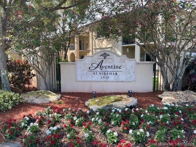 2496 Centergate Dr #104, Miramar, FL 33025 - #: A10982343