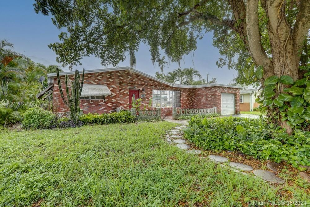3995 NW 37th Terrace, Lauderdale Lakes, FL 33309 - #: A11078343