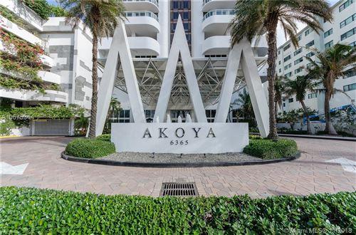Photo of 6365 Collins Ave #CAB2, Miami Beach, FL 33141 (MLS # A10575344)