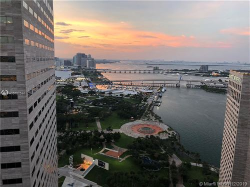 Photo of 325 S Biscayne Blvd #4114, Miami, FL 33131 (MLS # A10781344)