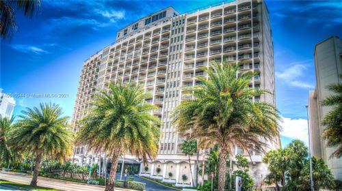 Photo of 5401 Collins Ave #230, Miami Beach, FL 33140 (MLS # A10810344)