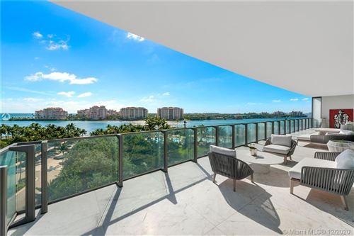 Photo of 800 S Pointe Dr #701, Miami Beach, FL 33139 (MLS # A10974344)