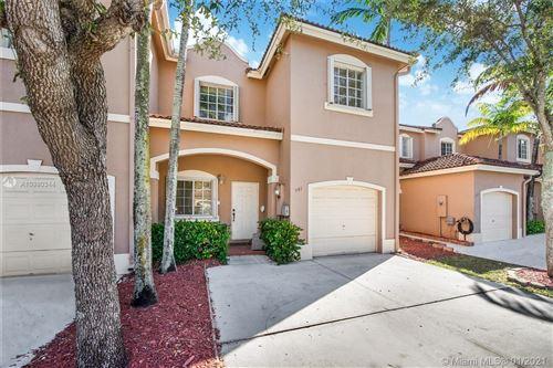 Photo of 941 SW 147th Ct #941, Miami, FL 33194 (MLS # A10980344)