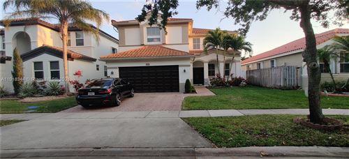 Photo of 16552 SW 39th St, Miramar, FL 33027 (MLS # A11018344)