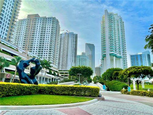 Photo of 801 Brickell Key Blvd #1901, Miami, FL 33131 (MLS # A11090344)