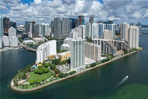 Photo of 800 Claughton Island Dr #2103, Miami, FL 33131 (MLS # A11111344)