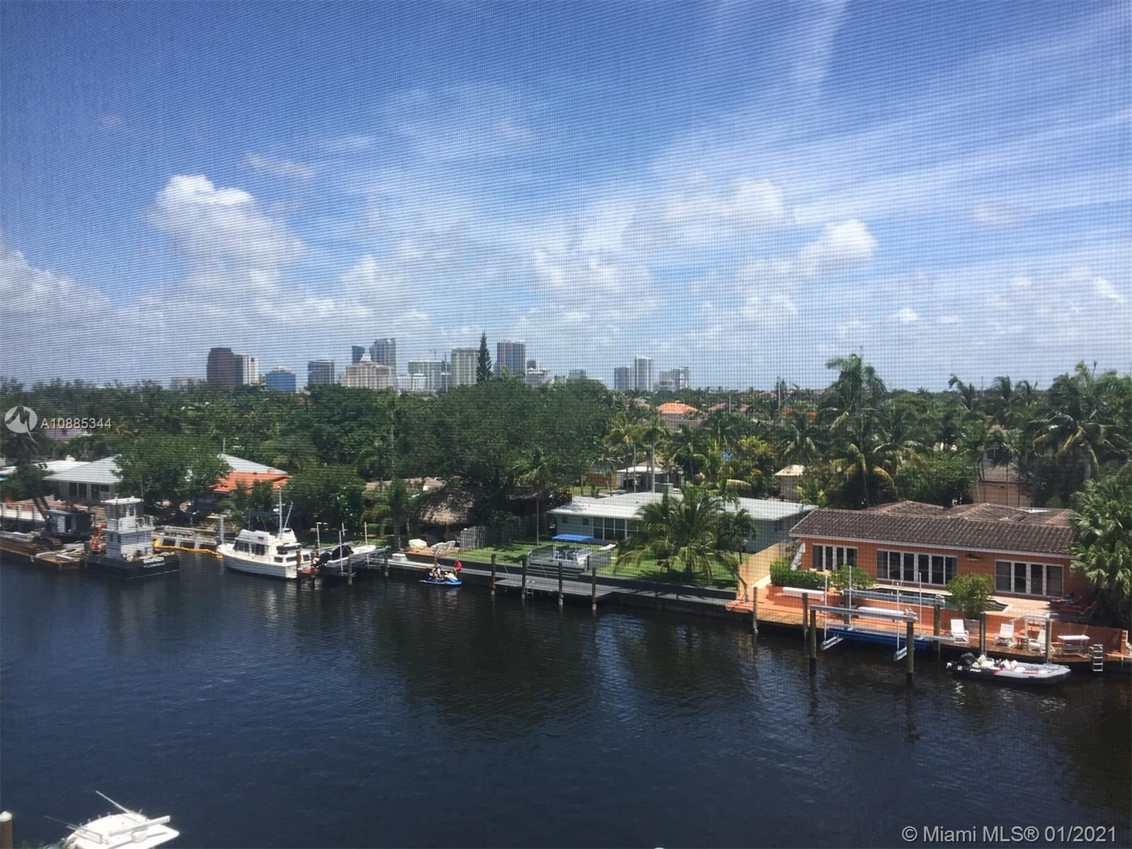 Photo of 1617 SE 15th St #505, Fort Lauderdale, FL 33316 (MLS # A10885344)