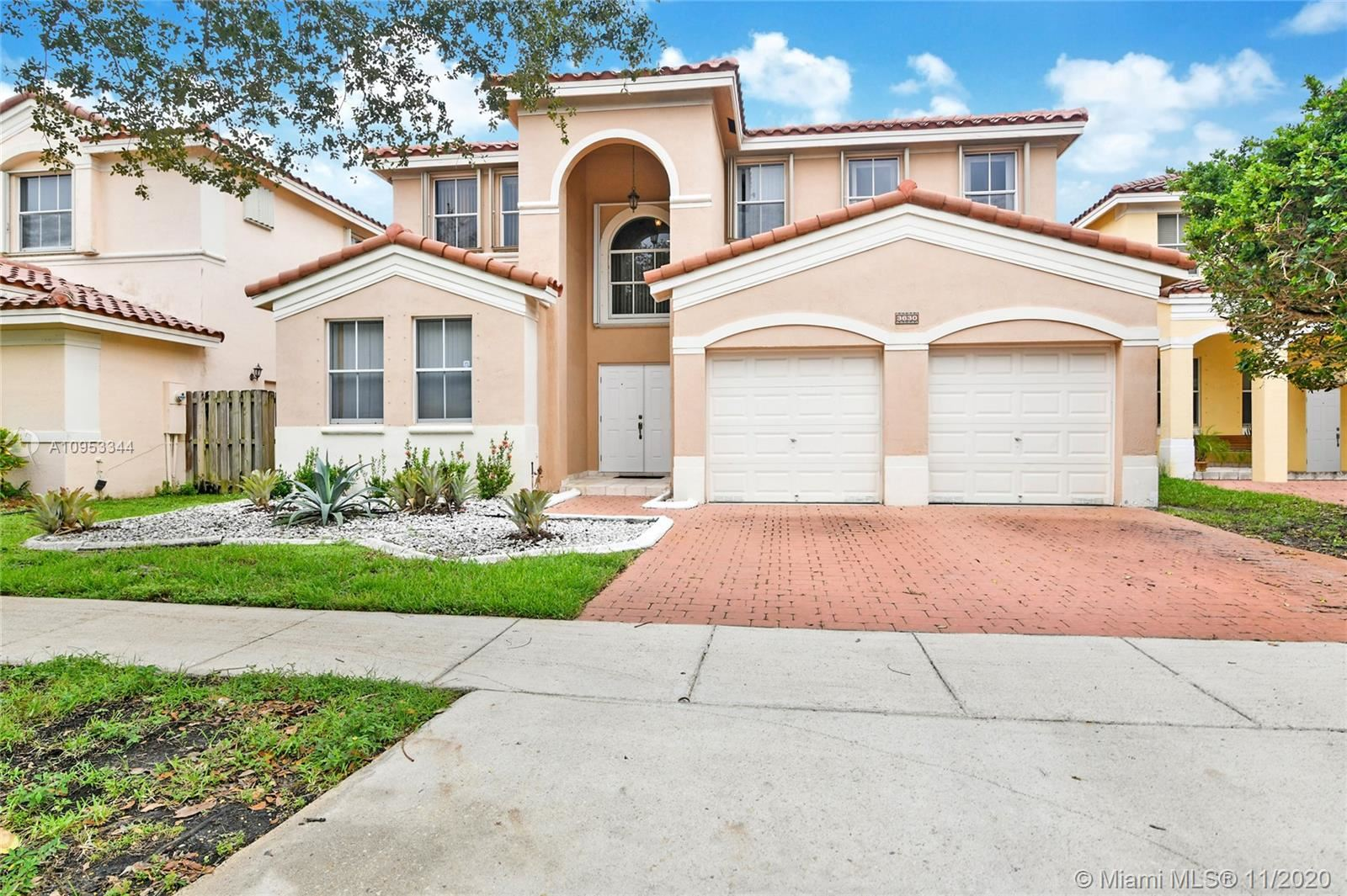 3630 SW 167th Ave, Miramar, FL 33027 - #: A10953344
