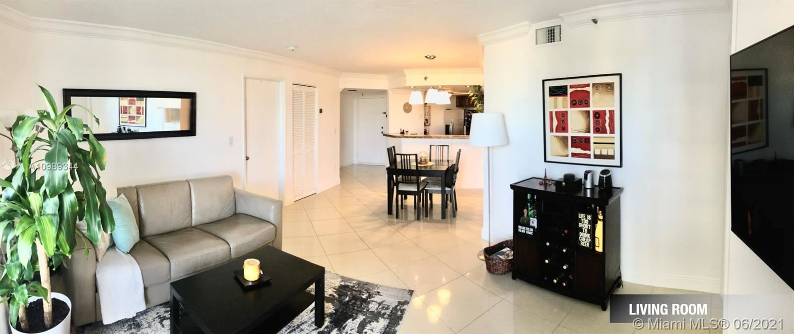Photo of 5880 E Collins Ave #505, Miami Beach, FL 33140 (MLS # A10989344)