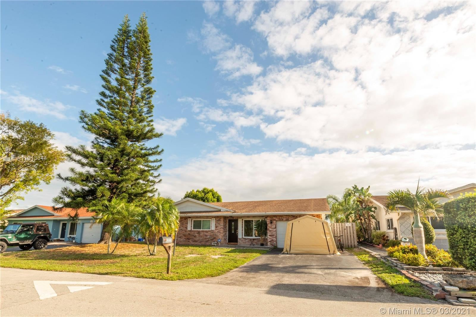 3322 NW 69th Ct, Fort Lauderdale, FL 33309 - #: A11013344