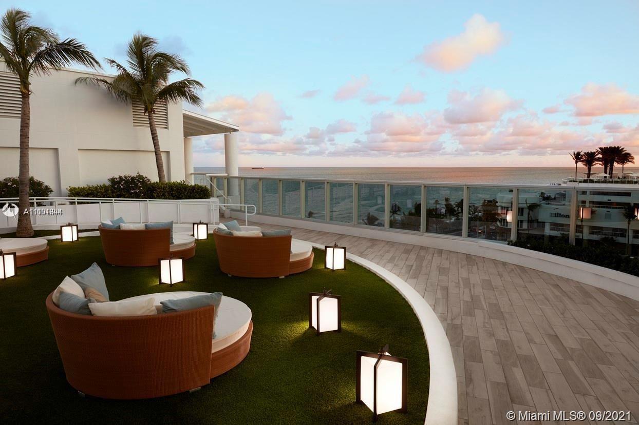 Photo of 551 N Fort Lauderdale Beach Blvd #R2201, Fort Lauderdale, FL 33304 (MLS # A11101344)