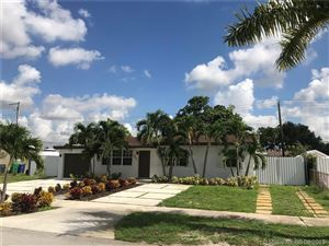 Photo of Listing MLS a10727345 in 3865 NW 168th Ter Miami Gardens FL 33055