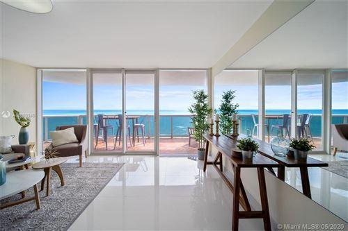 Photo of 6301 Collins Ave #1902, Miami Beach, FL 33141 (MLS # A10803345)