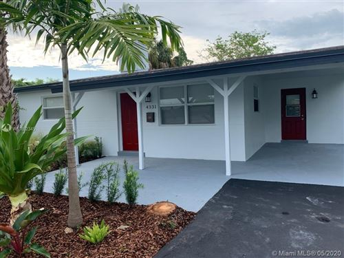Photo of Listing MLS a10852345 in 4331 NW 60 st Fort Lauderdale FL 33319