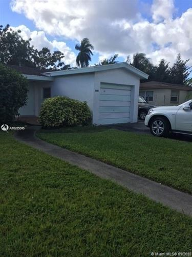 Photo of 3682 NW 34th St, Lauderdale Lakes, FL 33309 (MLS # A10925345)