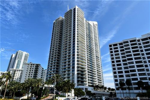 Photo of 3101 S Ocean Dr #1608, Hollywood, FL 33019 (MLS # A10971345)