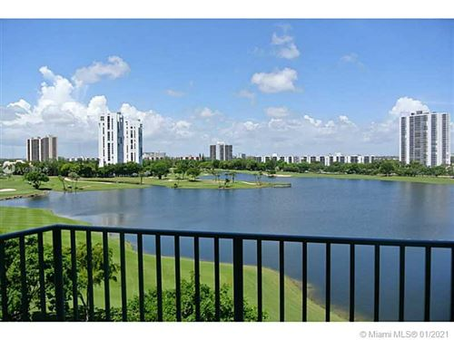 Photo of 20000 E Country Club Dr #708, Aventura, FL 33180 (MLS # A10983345)