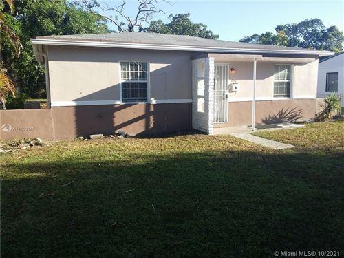 Photo of 820 NW 128th St, North Miami, FL 33168 (MLS # A11109345)