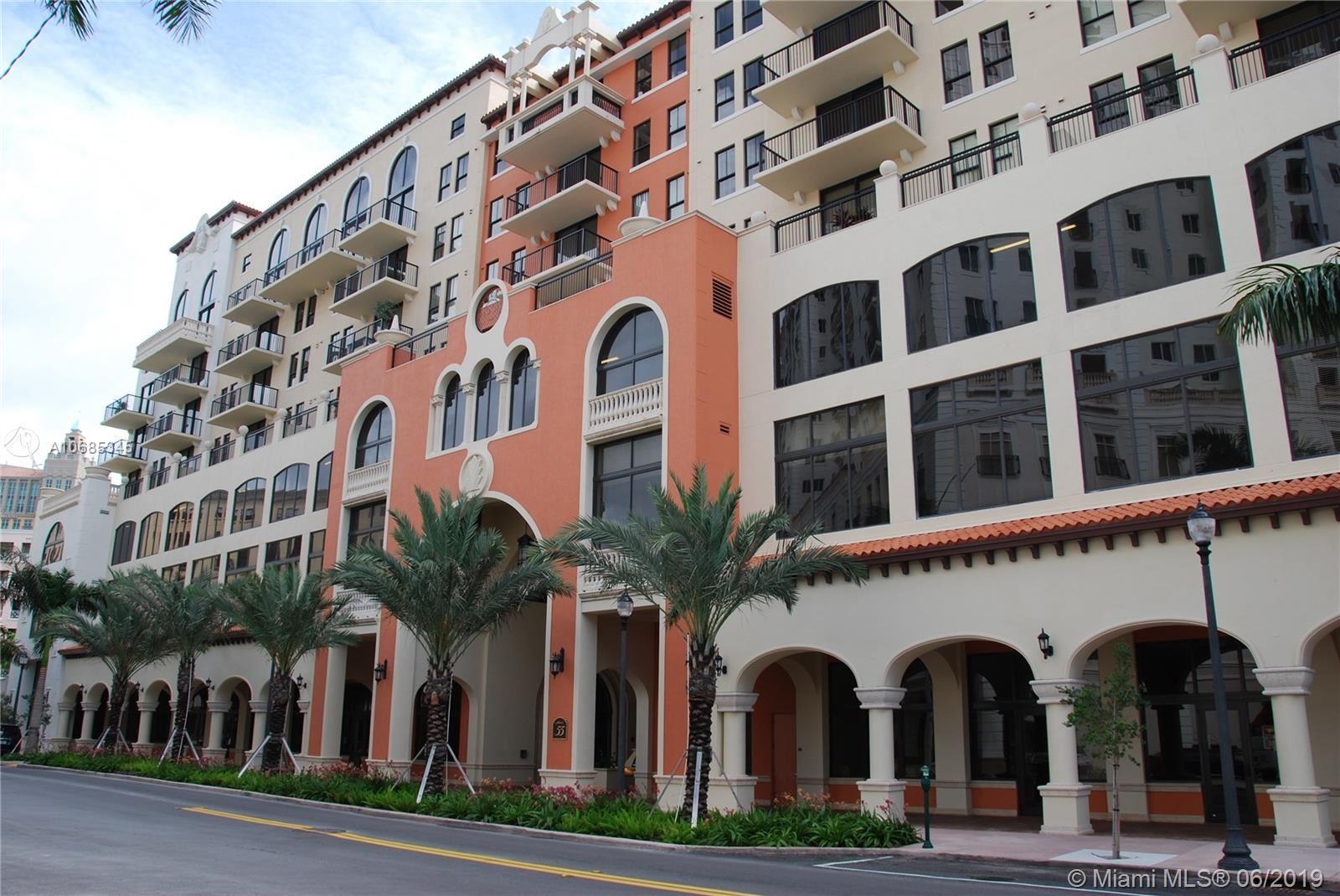 55 Merrick Way #614, Coral Gables, FL 33134 - #: A10685345