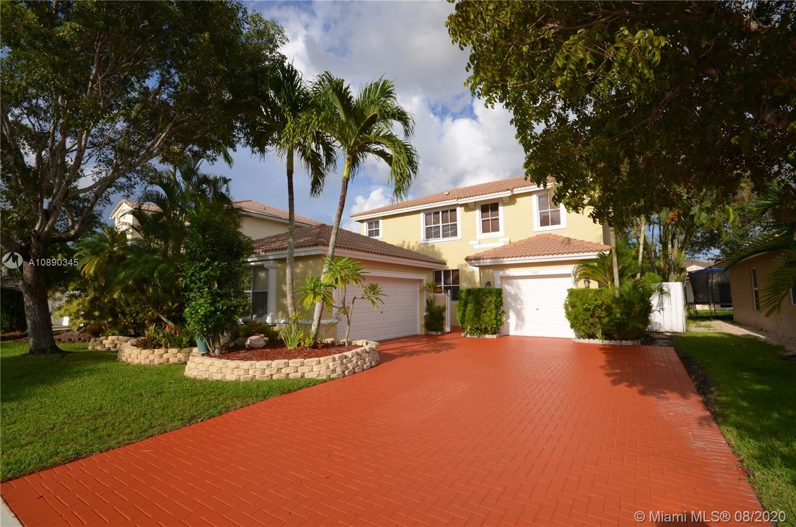 1561 SW 187th Ave, Pembroke Pines, FL 33029 - #: A10890345