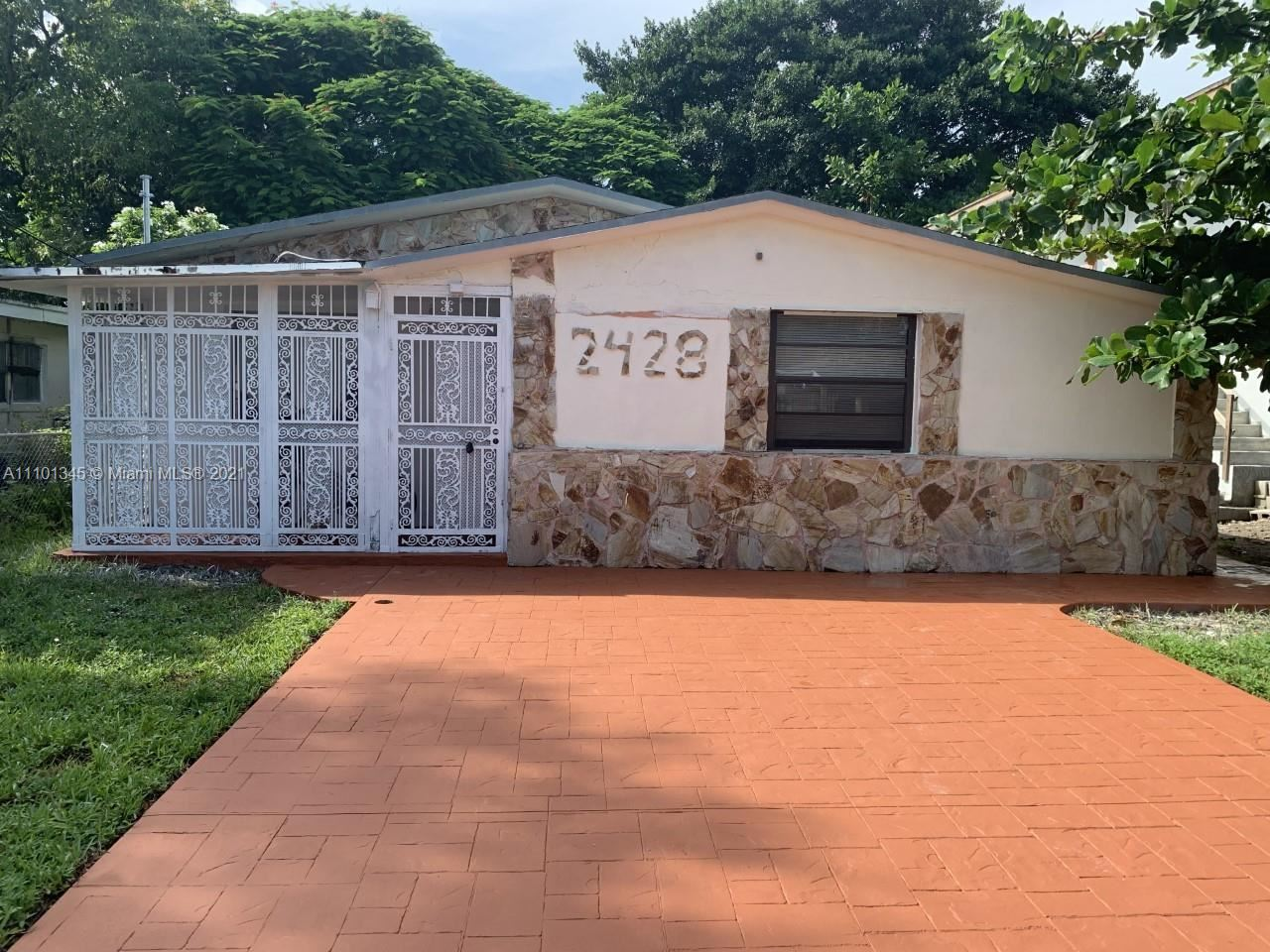 2428 NW 42nd St, Miami, FL 33142 - #: A11101345