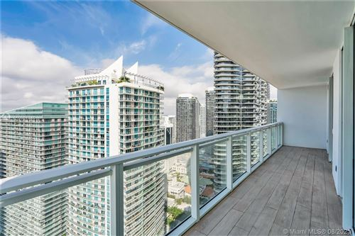 Photo of Listing MLS a10867346 in 1080 Brickell Ave #3801 Miami FL 33131