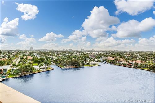 Photo of 333 Sunset Dr #802, Fort Lauderdale, FL 33301 (MLS # A10962346)