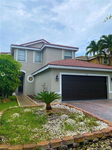 Photo of 2533 SW 162nd Ave, Miramar, FL 33027 (MLS # A10891347)