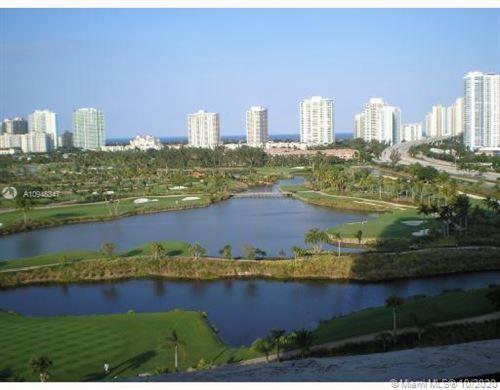 Photo of 19501 W Country Club Dr #1201, Aventura, FL 33180 (MLS # A10948347)