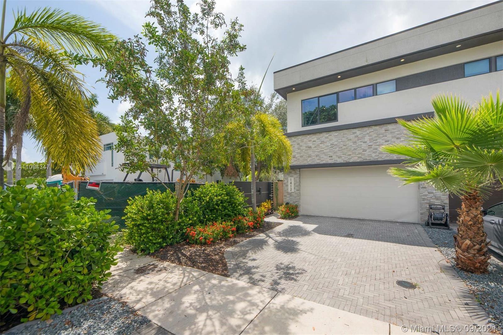 Photo of 1412 NE 6th St, Fort Lauderdale, FL 33304 (MLS # A11094347)