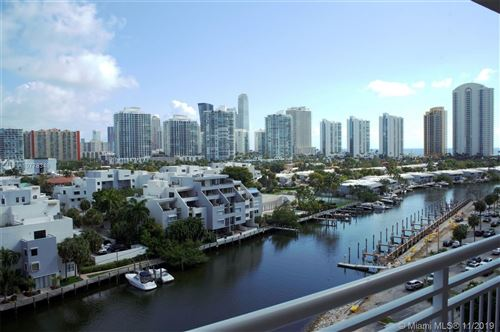 Photo of 400 Kings Point Dr #1011, Sunny Isles Beach, FL 33160 (MLS # A10778348)