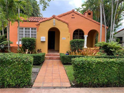 Photo of 820 Lorca St, Coral Gables, FL 33134 (MLS # A10963348)
