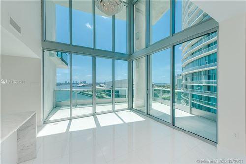 Photo of 900 Biscayne Blvd #1401, Miami, FL 33132 (MLS # A11008348)