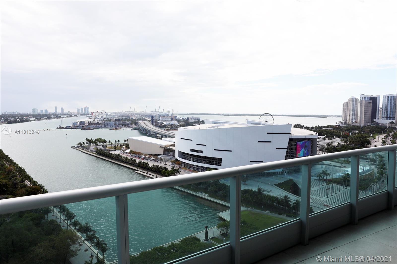 900 Biscayne Blvd #2107, Miami, FL 33132 - #: A11013348
