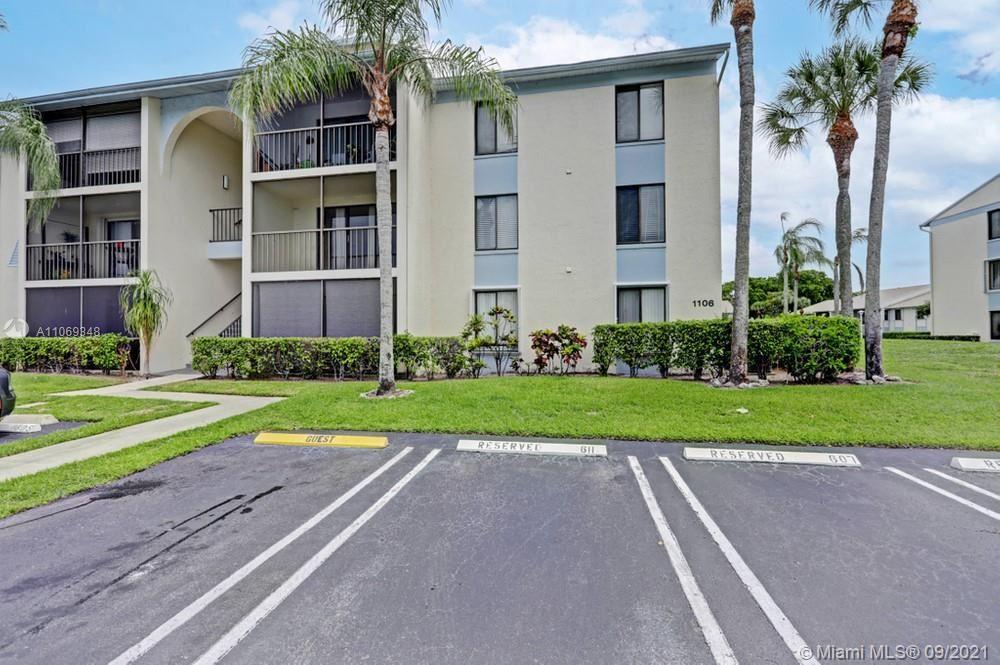 1106 Green Pine #H2, West Palm Beach, FL 33409 - #: A11069348