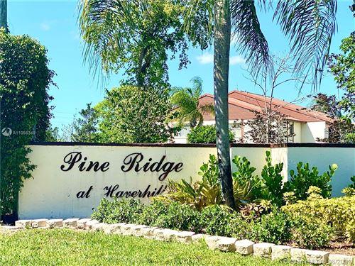 Photo of 4850 Sable Pine Cir #A2, West Palm Beach, FL 33417 (MLS # A11056349)