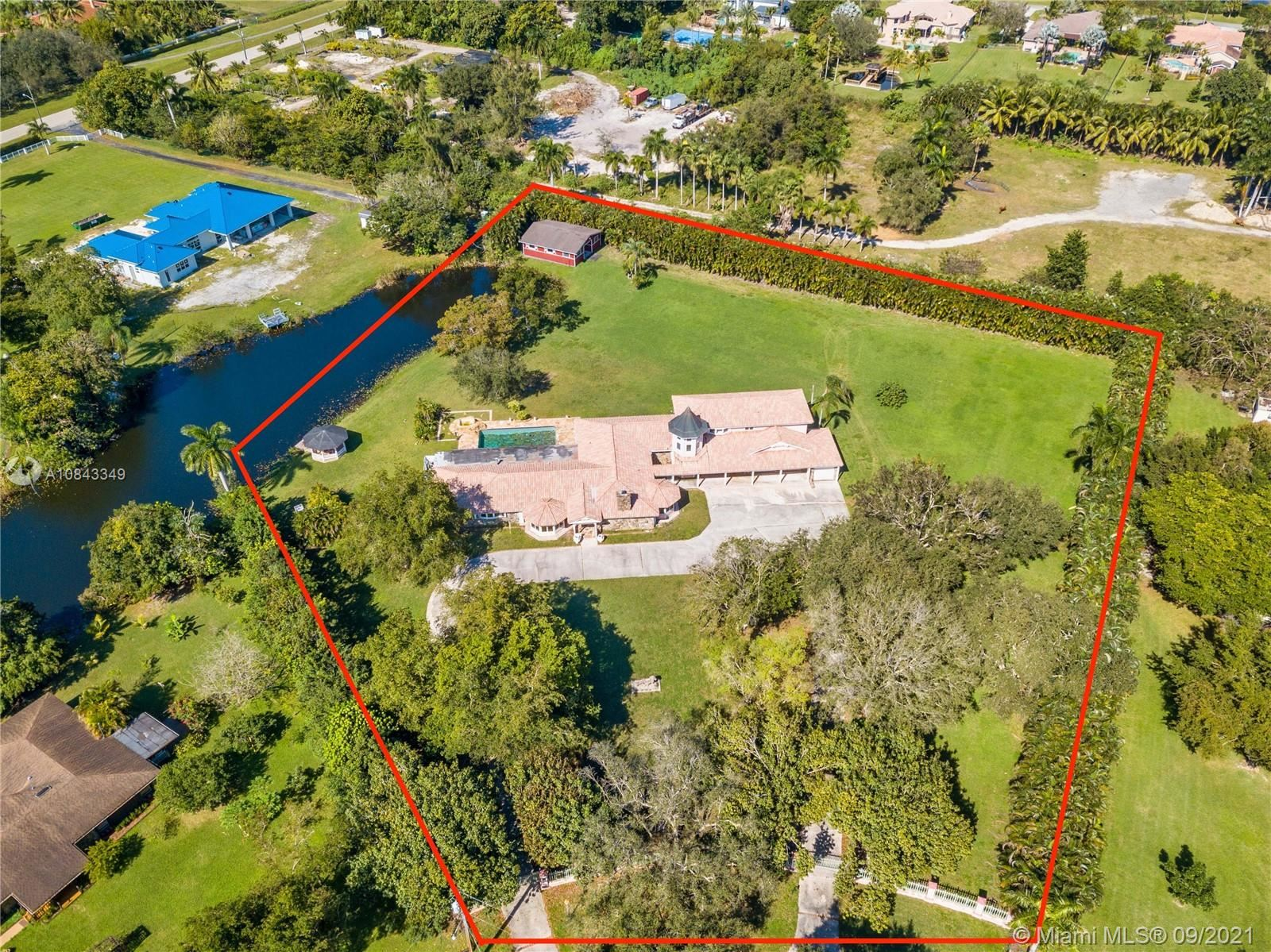 11050 SW 25th St, Davie, FL 33324 - #: A10843349