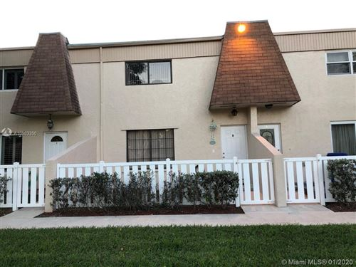 Photo of Listing MLS a10803350 in 1061 NW 80 Ave #D Margate FL 33063