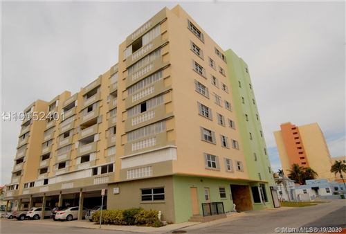 Photo of Listing MLS a10902350 in 320 S Surf Rd #603 Hollywood FL 33019