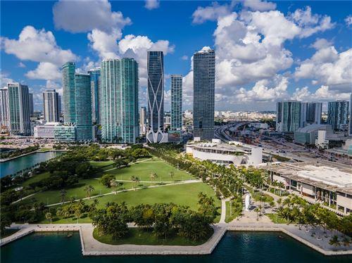 Photo of 1040 Biscayne Blvd #2403, Miami, FL 33132 (MLS # A11081350)
