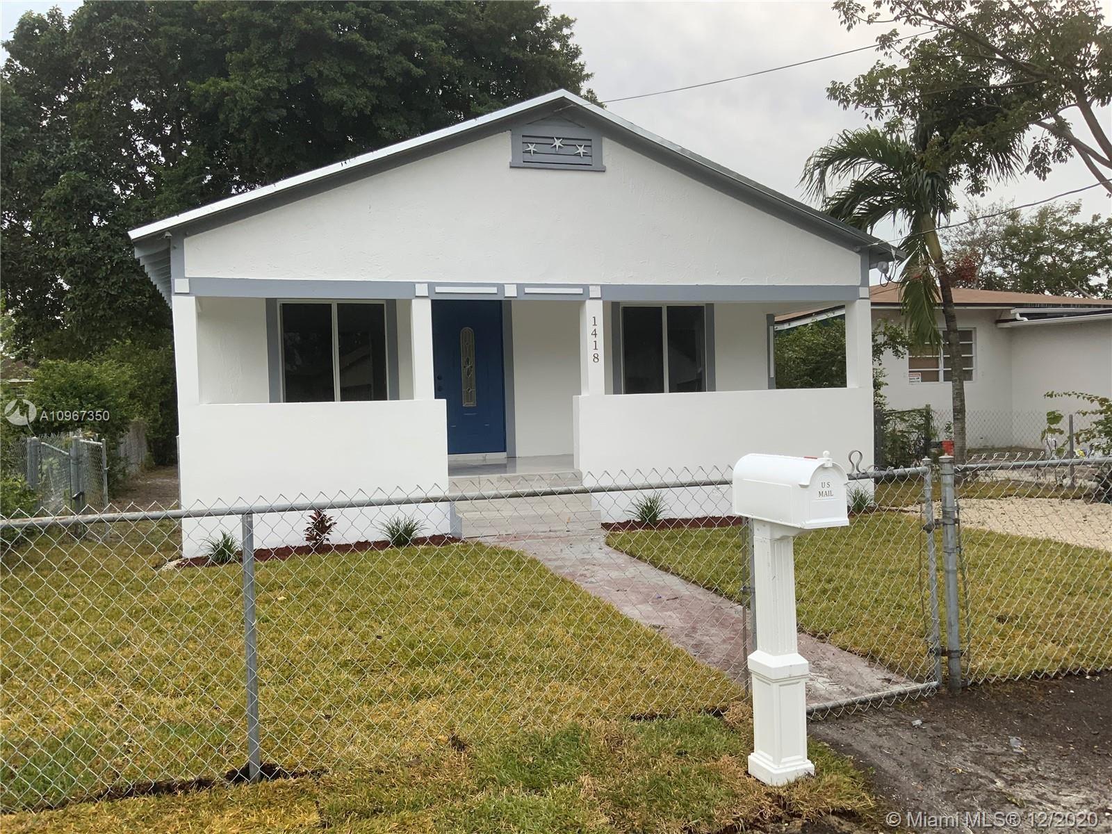 1418 NW 69th St, Miami, FL 33147 - #: A10967350